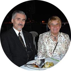 Helga und Josef Wir sind ein Ehepaar...