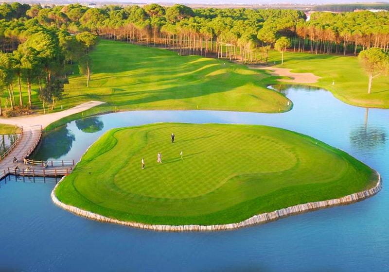 Golfplätze in Belek Antalya