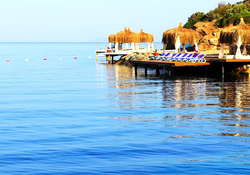 Beachclubs in Bodrum
