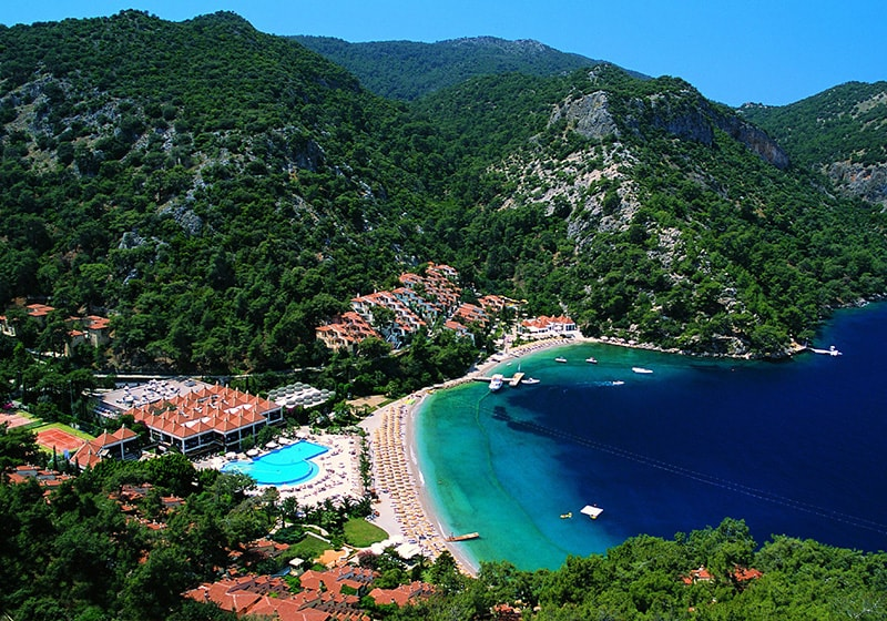 Best beach in fethiye area