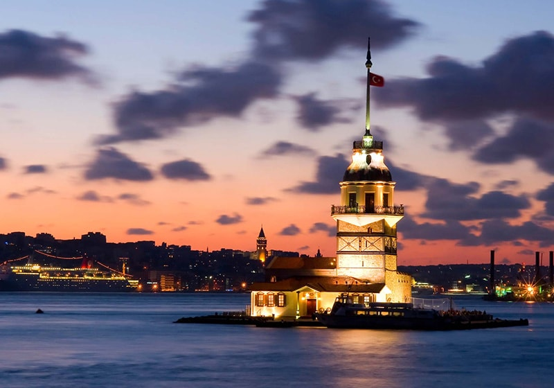 Istanbul The Maiden's Tower