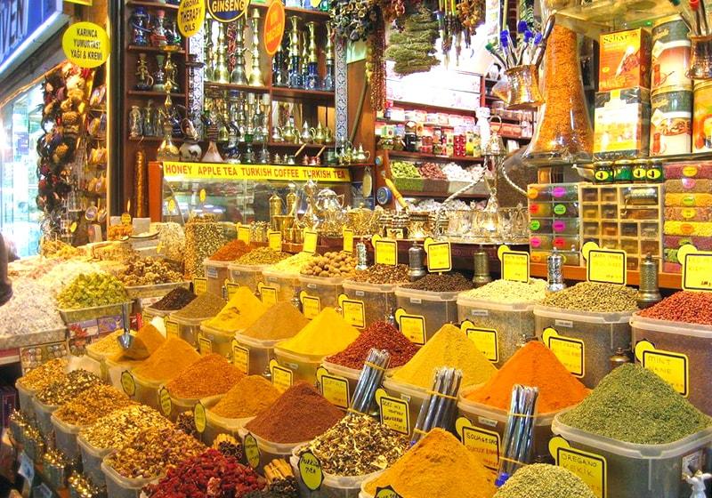 Istanbul The Spice Bazaar