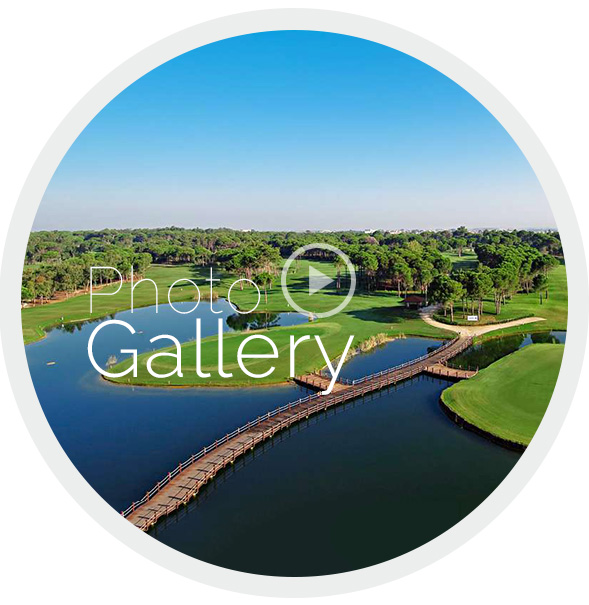 Belek Golf courses