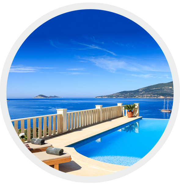 Property for sale in Kalkan with affordable price