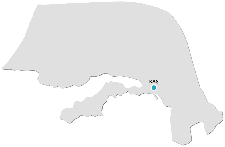 Kas Property Locations On Map