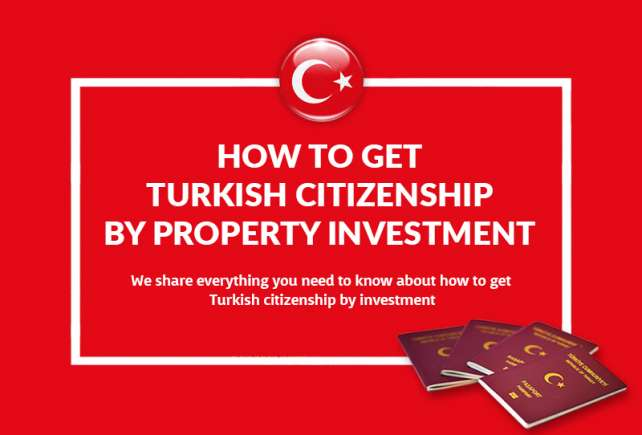 How to get Turkish citizenship by investment ( All questions answered )