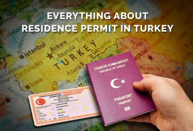 Everything about Residence Permit in Turkey answered in 20 questions!