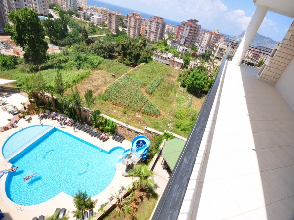 Fully furnished apartments close to beach in Tosmur