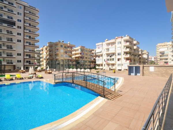 Stylish holiday apartment in a cozy complex with excellent facilities