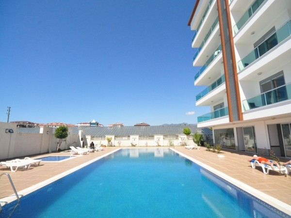 Lovely complex near the beach in Kestel