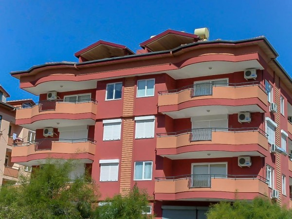 Lovely apartment in elegant style in Alanya center
