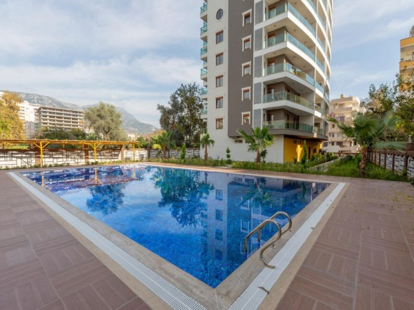 Cozy 1 bedroom apartment, nicely located in Alanya