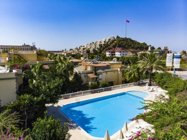 Very affordable semi detached villa close to the beach in Alanya