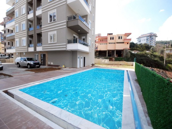 Centrally located 2 bedroom at unbeatable price in Alanya