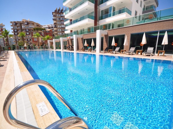 New superb holiday apartments in Alanya