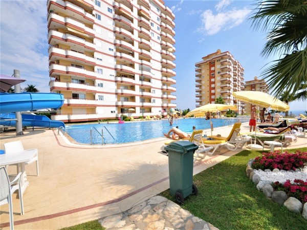 Absolute bargain 2 bedroom apartment for sale in Alanya