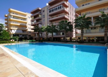Very affordable and fully furnished 2 bedroom apartment in Alanya