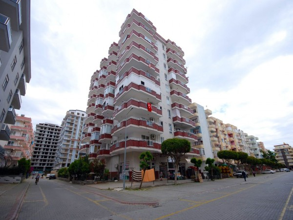 Comfortable and very spacious 4 bedroom penthouse in Alanya