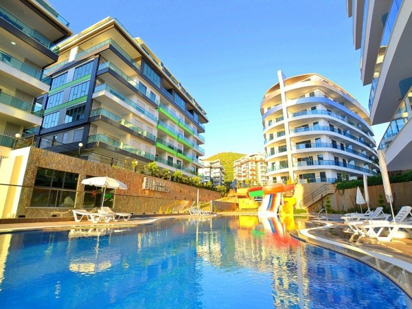 Fully furnished 1 bedroom apartment in complex with many facilities