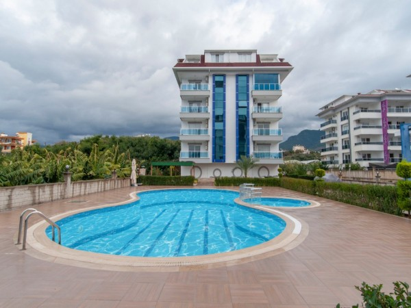 Superb 2 bedroom apartment close to the beach for sale in Alanya