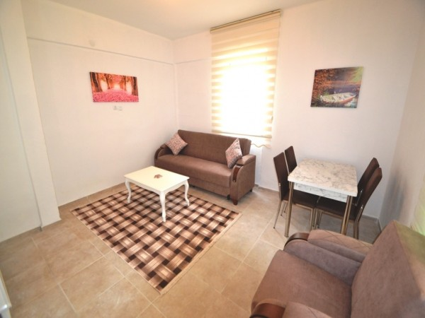 Bargain 1 bedroom apartment, fully furnished and ready to move in Alanya