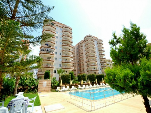 Charming 2 bedroom fully furnished and ready to move in Alanya