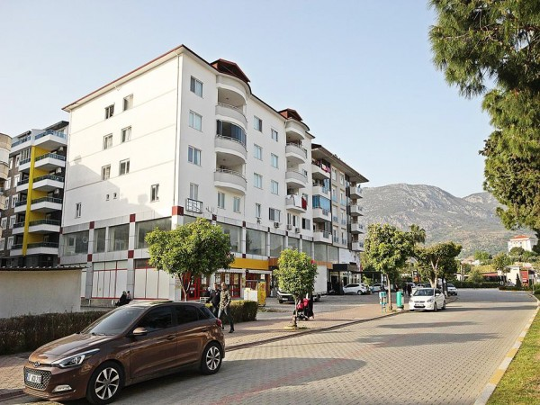 Absolute bargain 1 bedroom apartment for sale in Alanya