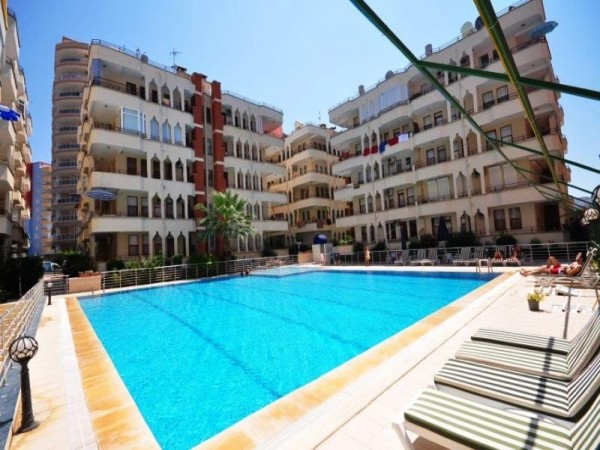 Extremely affordable cozy 2 bedroom apartment for sale in Alanya