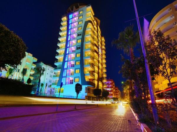 Fantastische 2 Zimmerwohnung mit Meerblick in Mahmutlar