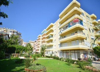 Best value! Fully furnished apartment for sale in Alanya