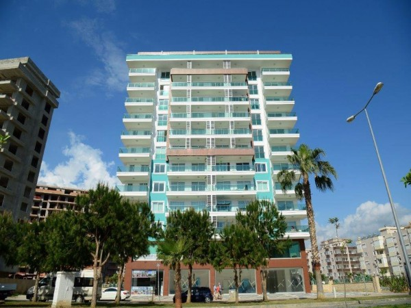 Fully furnished luxurious 2 bedroom apartment for sale in Alanya