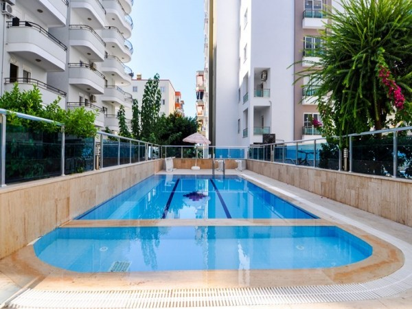 Lovely 2 bedroom apartment in good quality residential complex