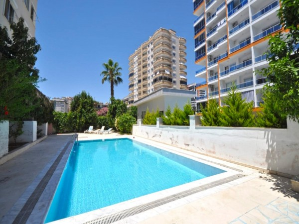 Very affordable 3 bedroom apartment for sale in Alanya