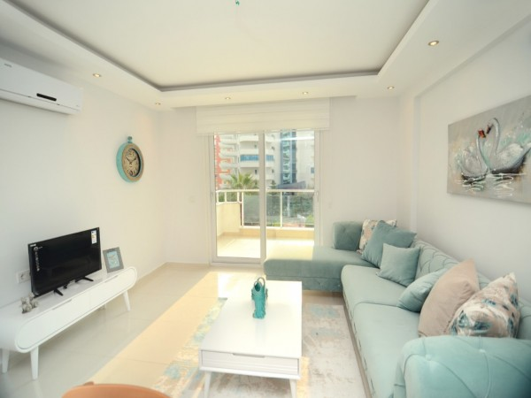 1 Bedroom apartment for sale including stylish furniture