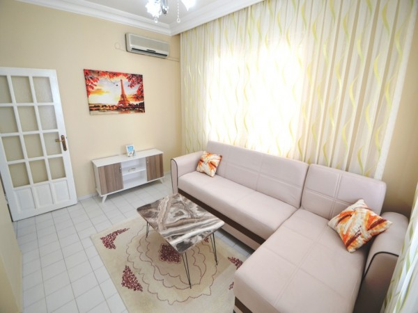 Highly affordable 2 bedroom apartment for sale in Alanya