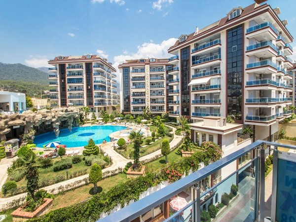 Meticulously designed and fully furnished 2 bedroom apartment in Alanya