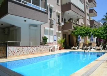 Newly renovated 2 bedroom apartment for sale in Alanya