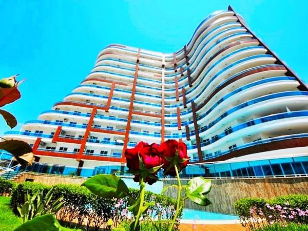 Экслюзивные апартаменты с 3мя спальнями в Алании