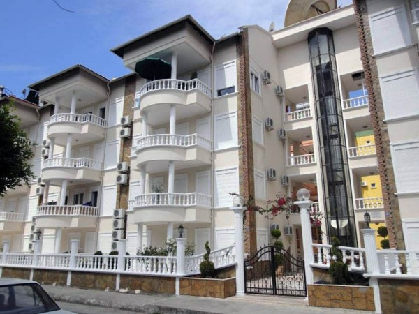 Ideal apartment in Alanya city center
