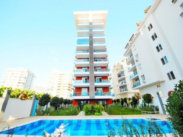 Extra spacious 4 bedroom penthouse for sale in Alanya