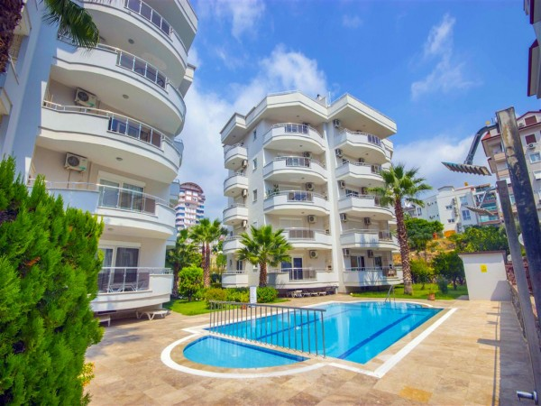 Spacious cosy apartment for sale in Alanya