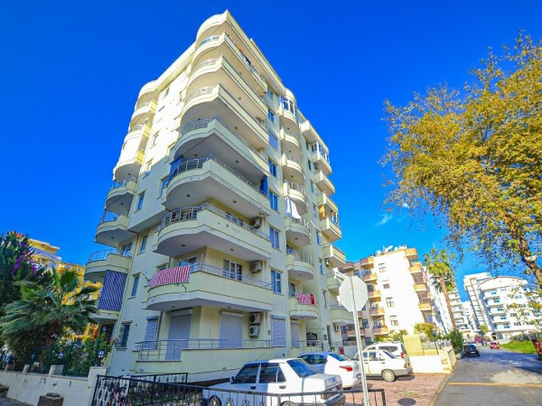 Discounted apartment for sale in Mahmutlar
