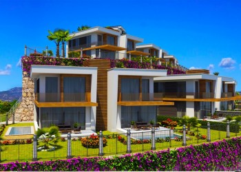 Newly launched VIP villa complex in Alanya