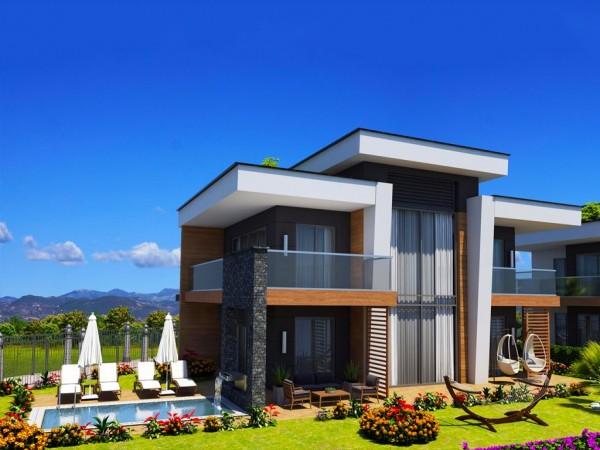 Amazing new luxury villa project in Alanya