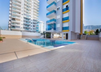 Nicely designed 1 bedroom apartment for sale in Alanya
