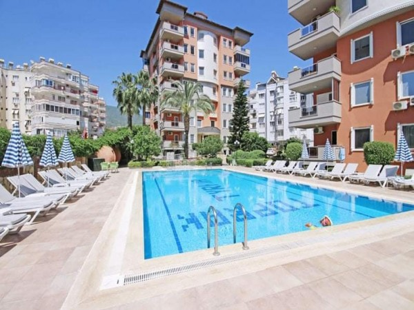 3 bedroom penthouse with amazing views for sale in Alanya