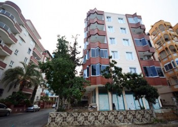 Cozy 1 bedroom fully furnished apartment for sale in Alanya