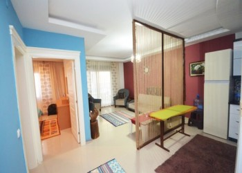 Charming fully furnished 1 bedroom apartment for sale in Alanya