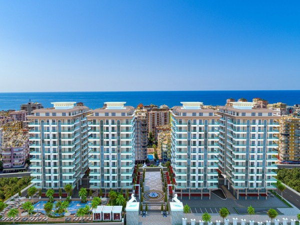 New Launch Ultra Luxury Complex in Alanya
