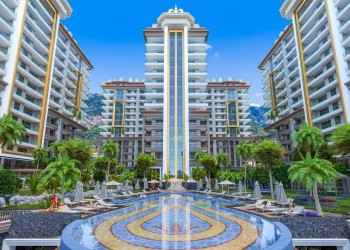 Most Popular New Project in Alanya